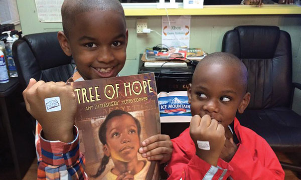 Two Southeast Michigan Reading Programs for Kids