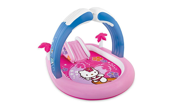Win an INTEX Hello Kitty Inflatable Play Center Pool