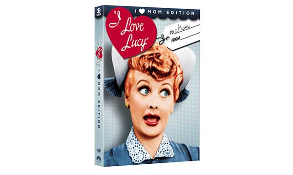 Win 'I Love Lucy: I Heart Mom Edition' on DVD