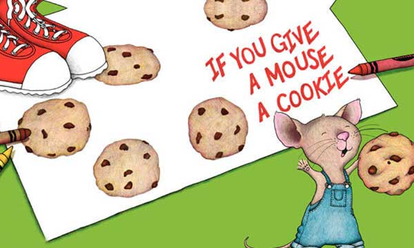 Win Tickets to 'If You Give a Mouse a Cookie'