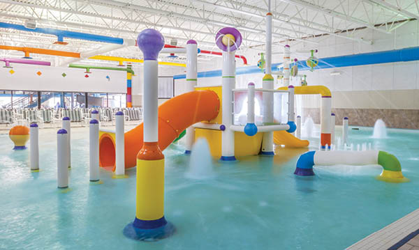 Indoor Water Parks in Sterling Heights, Ohio and Wisconsin