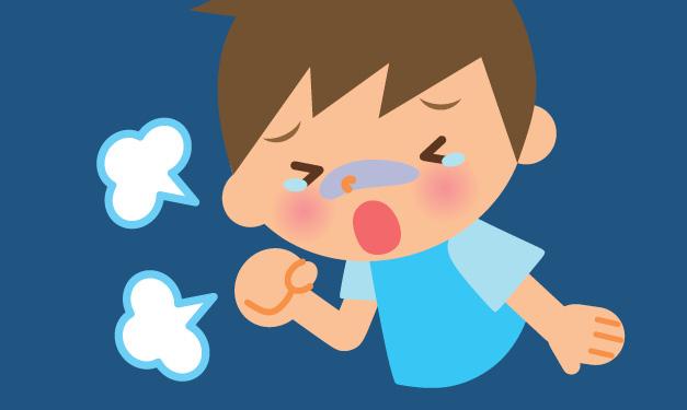 Respiratory illnesses in kids