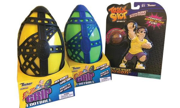 Win an E-Z Grip Football