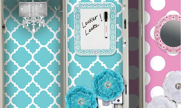 Win LockerLookz Brand Locker Wallpaper