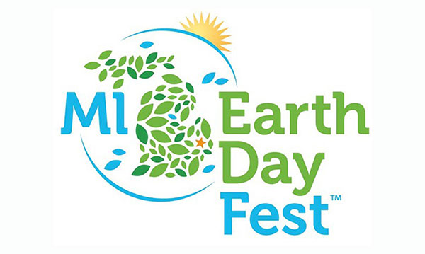 MI Earth Day Fest Logo