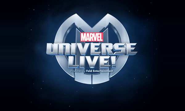Win 'Marvel Universe LIVE!' Tickets
