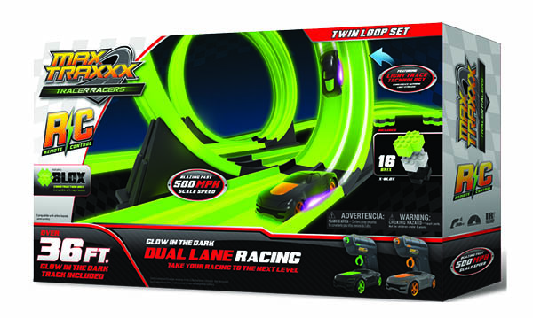 Win Max Traxxx Tracer Racers