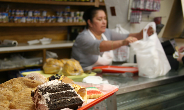 Mexican desserts from La Gloria Bakery in Southwest Detroit
