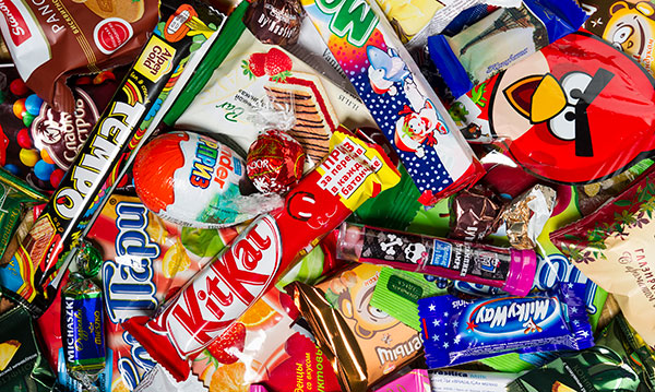Should Stores Move Candy, Tabloids from Kids' Eye Level