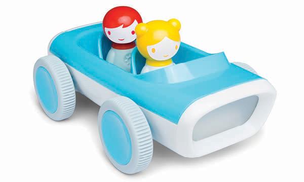 Win a Myland Car from Kid O