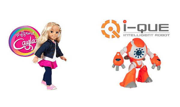 Parents Sign Petition Against Toys That Spy on Kids