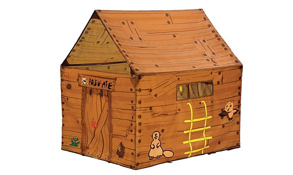 Win a Pacific Play Tents Clubhouse House Tent