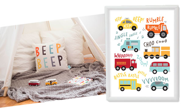 Win Kid's Room Décor from Parade and Company