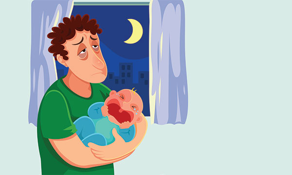 Postpartum Depression in New Dads: Signs and What to Do