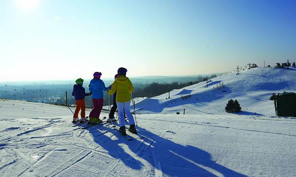 Go Skiing at Mt. Brighton, Crystal Mountain and Utah This Winter