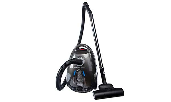 Win a Soniclean Galaxy 1150 Canister Vacuum