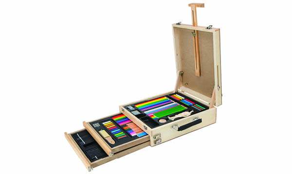 Win a Traveler's Sketch and Draw Easel Case