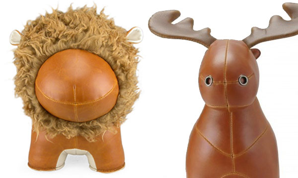 Win Animal Bookends from Zuny