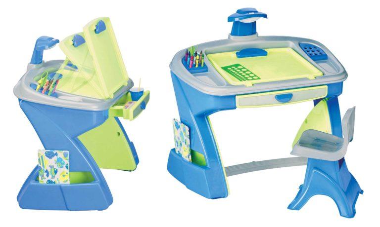 Win an American Plastic Toys Creativity Desk & Easel