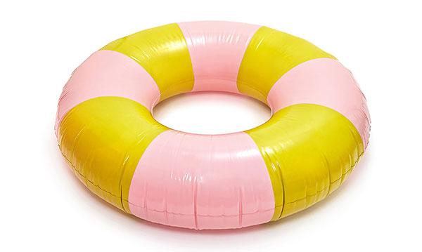 Win a Giant ban.do Pool Float Inner Tube