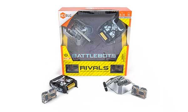 Win a HEXBUG BattleBots Rivals Set