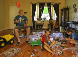 Organizing-a-toddlers-stuff