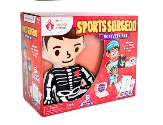 Little Medical School Sports Surgeon Kit Contest