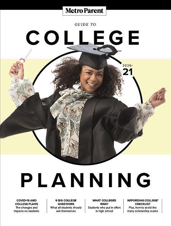 Metro Parent Guide To College Planning Detroit And Ann Arbor Metro Parent