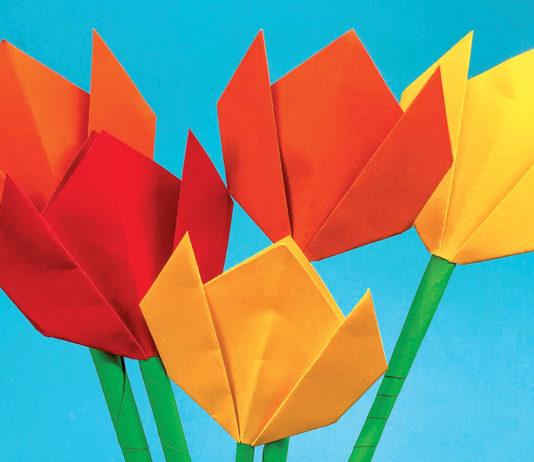spring-flower-craft