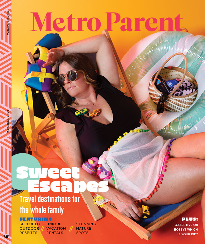 May-June Issue of Metro Parent