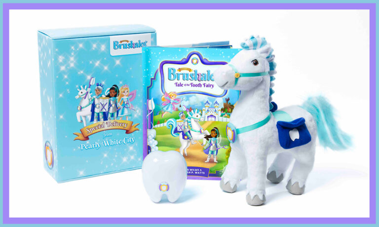 Win a Brushalot Tooth Fairy Kit